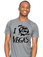 I Fear Vegas T-Shirt