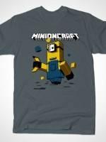Minioncraft T-Shirt