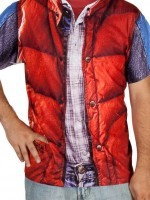 McFly Vest Costume T-Shirt