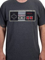 Nintendo Controller T-Shirt