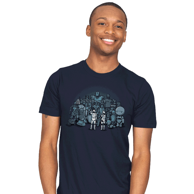 Not the Droids We Are Looking For T-Shirt