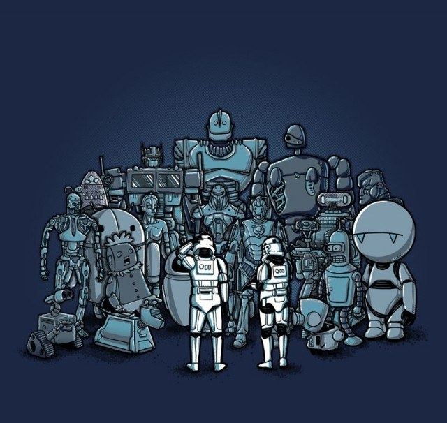 Not the Droids We Are Looking For