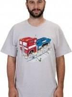 Rims Optimus Prime T-Shirt