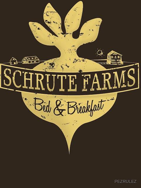 Schrute Farms B&B (no circles)