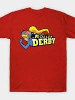 Tallon IV roller derby T-Shirt