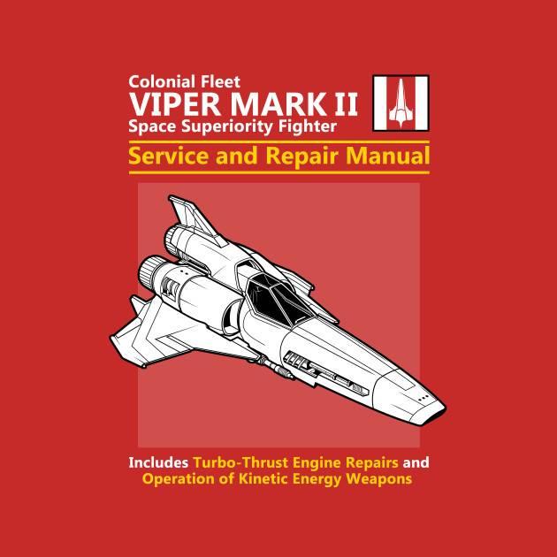 Viper Mark II Service and Repair Manual
