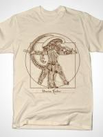 Vitruvian Hunters T-Shirt