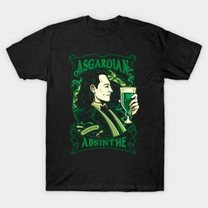 Asgardian Absinthe Loki T-Shirt