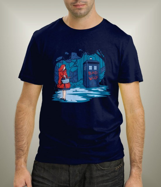 Big, Bad Wolf T-Shirt