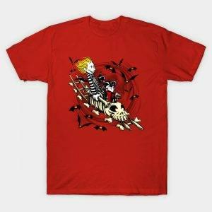 Calvydia & Beetlehobbes Beetlejuice T-Shirt
