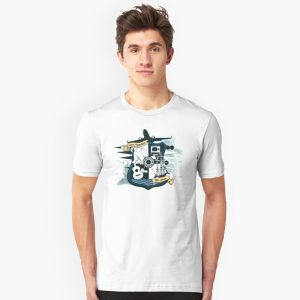 Live Together Die Alone T-Shirt
