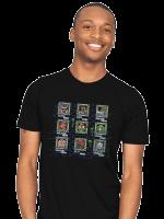 Mega Turtles 3 T-Shirt