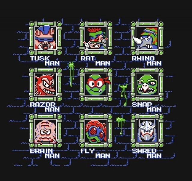 Mega Turtles 3 T-Shirt