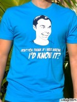 Sheldon Big Bang T-Shirt