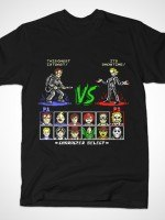 Super 80's Good Vs. Evil 1 T-Shirt
