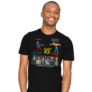 Super 80's Good Vs. Evil 2 T-Shirt