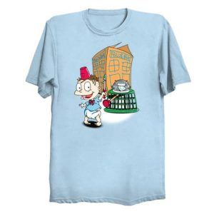 Tommy Who T-Shirt