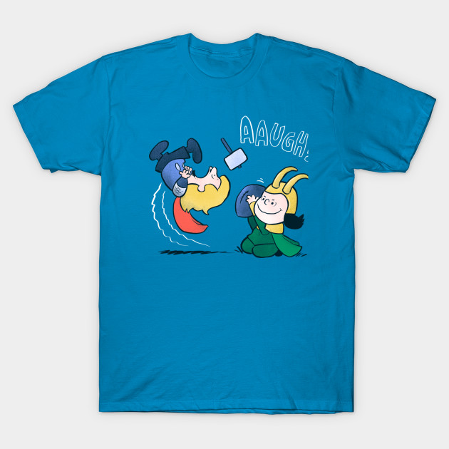 THor and Loki T-Shirt