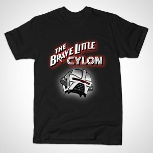 THE BRAVE LITTLE CYLON