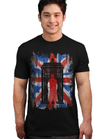 10th UK flaf vintage T-Shirt