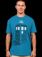 3D Police Box T-Shirt
