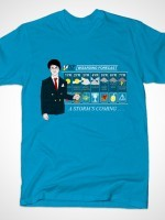 A Storm's Coming T-Shirt