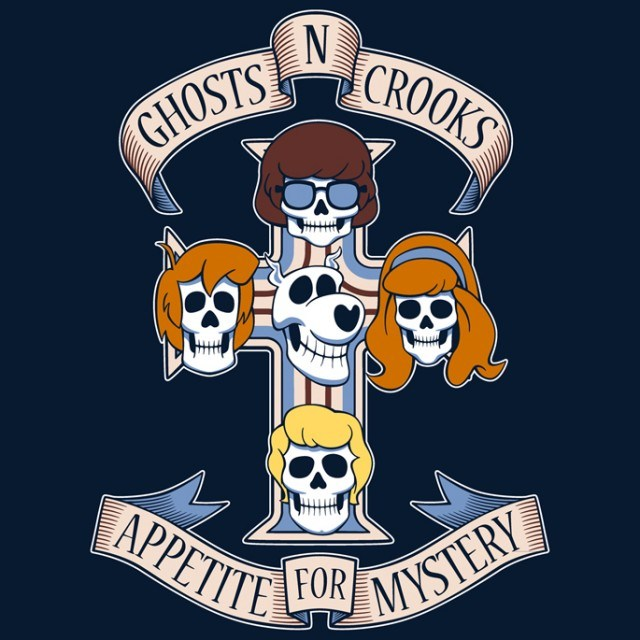 APPETITE FOR MYSTERY