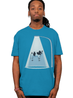 Abducted Cow T-Shirt