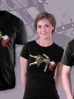 Anatomy of a Ragdoll T-Shirt