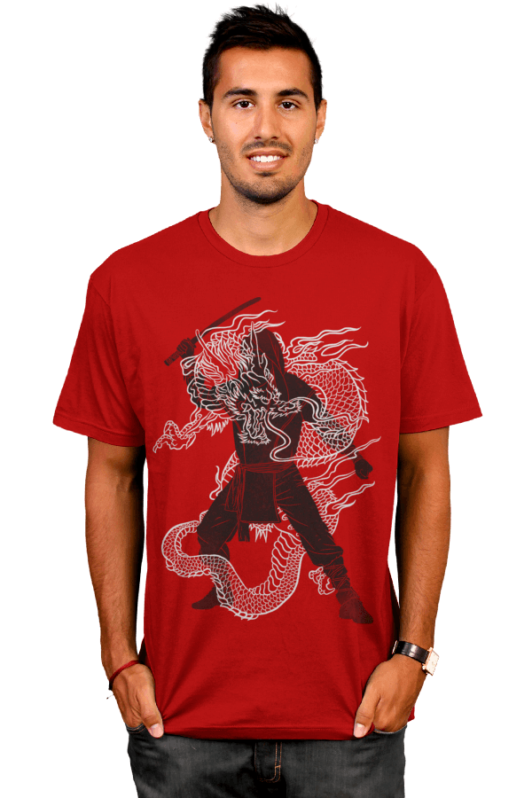 Dragon Ninja T-Shirt