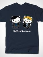 Hello Sherlock & Watson T-Shirt