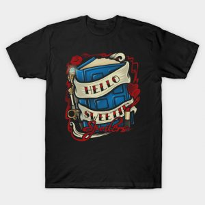 Doctor Who Hello Sweetie T-Shirt