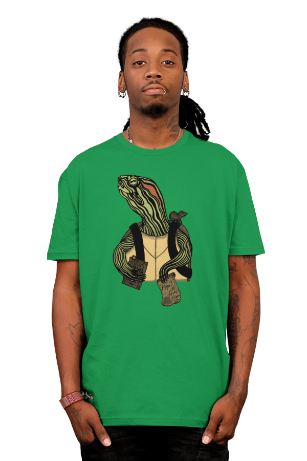 Hero In A Halfshell T-Shirt