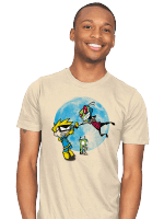 Invader Spiff T-Shirt