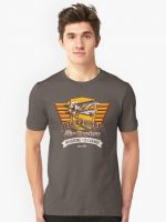 MCQUACK AIR CHARTERS T-Shirt
