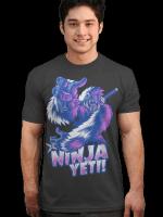 Ninja Yeti T-Shirt