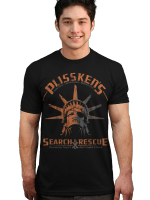 Plisskens Search and Rescue T-Shirt