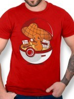 Red Pokehouse T-Shirt