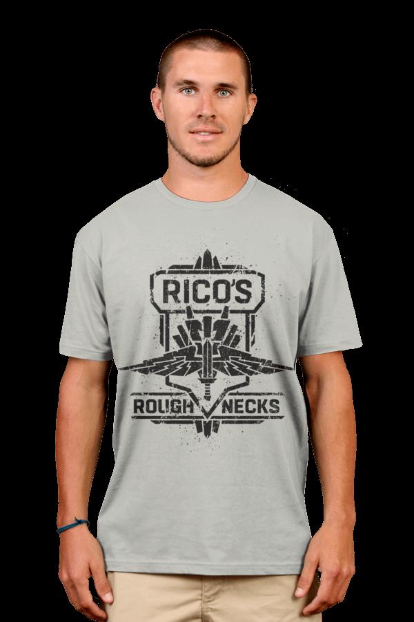 Rico s Roughnecks T-Shirt