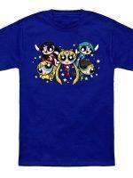 SailorPuff Girls T-Shirt