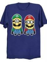 Super Minion Bros T-Shirt