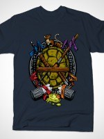 TURTLE FAMILY CREST T-Shirt