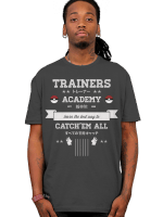 Trainers Academy T-Shirt