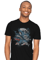 Ultimate Space Fleet T-Shirt
