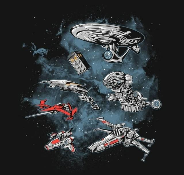 Ultimate Space Fleet