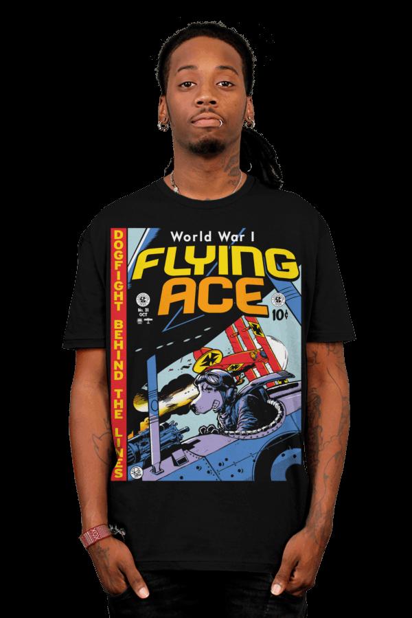 World War I Flying Ace T-Shirt