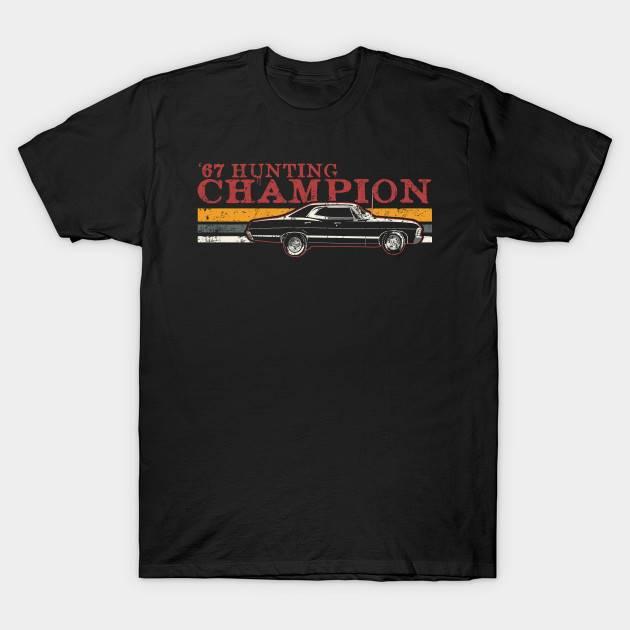 '67 Hunting Champ Supernatural T-Shirt