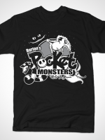 Burton's Pocket Monsters T-Shirt