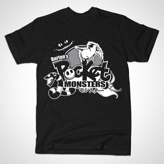 Burton's Pocket Monsters