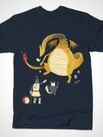 Catcheth Them All T-Shirt